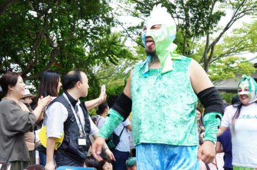 ファミマドラゴン(三浦プロレス)